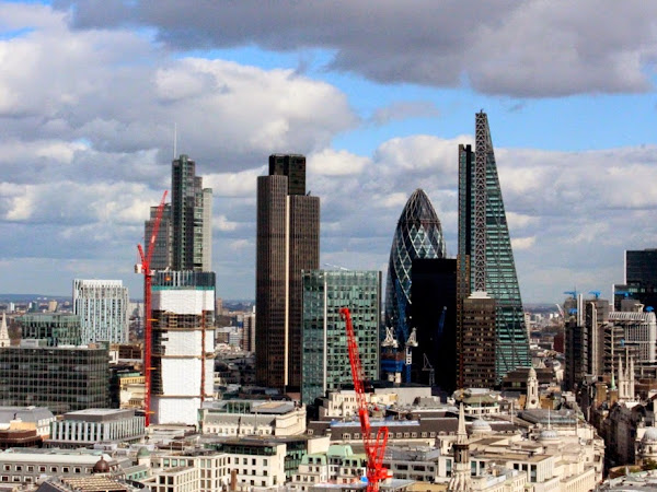 2015 London bucket list