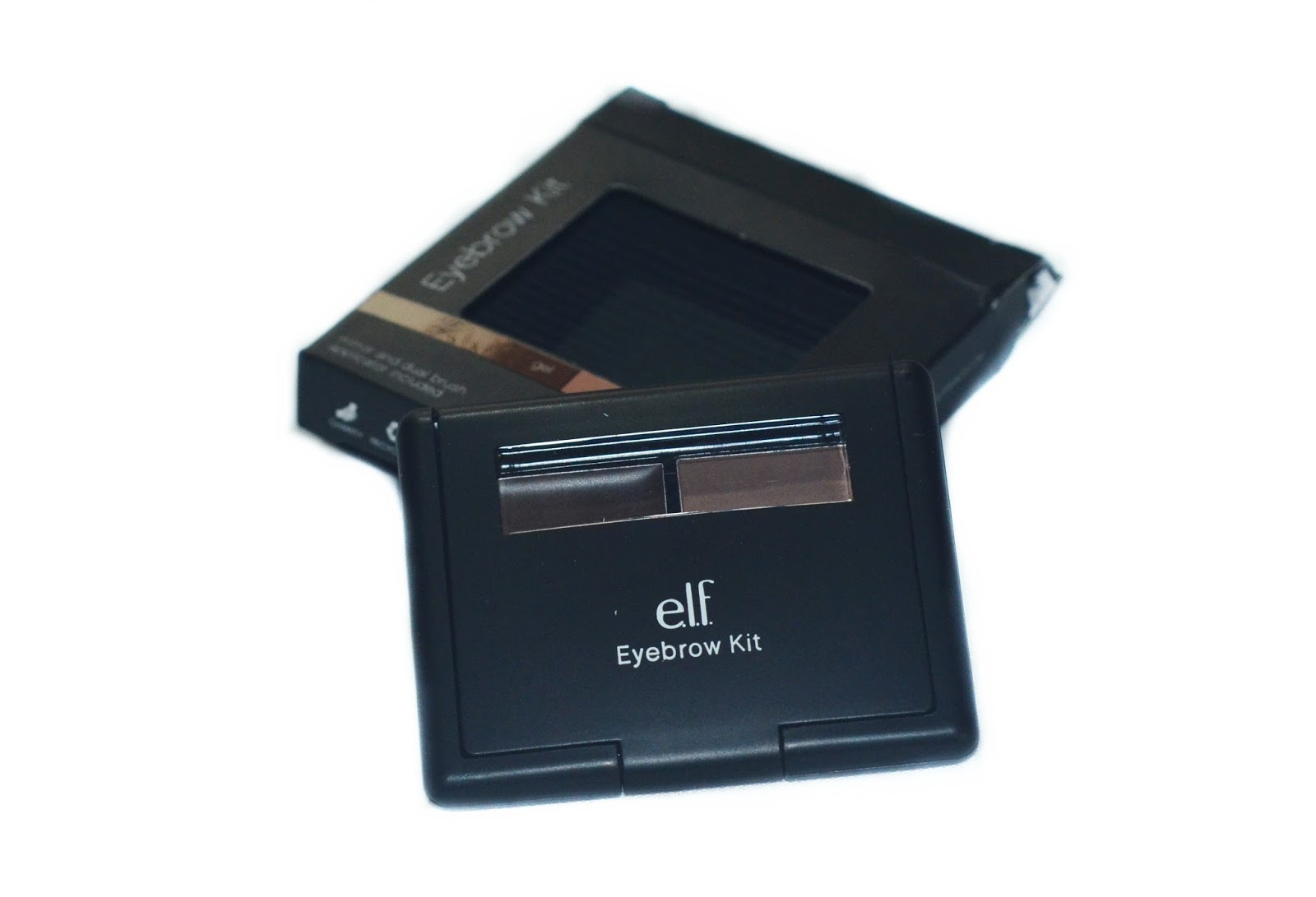 elf eyebrow kit review