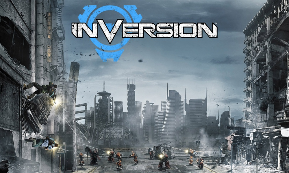 Inversion PC Download Poster