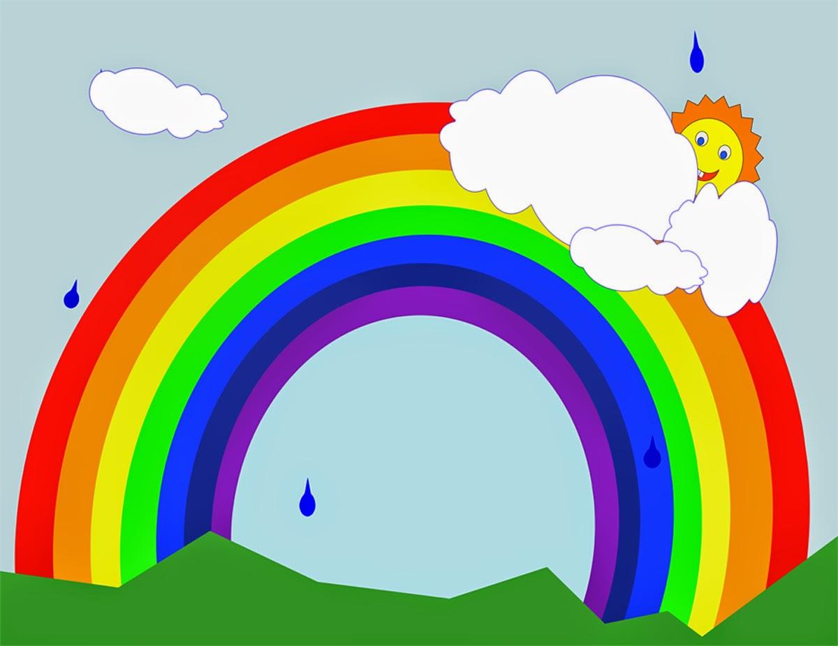 Rainbow, Arcoiris, Arc de Sant Martí, Regenbogen, Arc en ciel, 彩虹