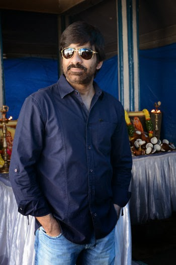 Ravi Teja's New Movie