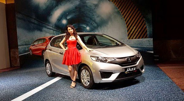 All New Honda Jazz RS 2014