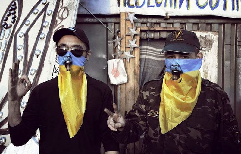 Silent Sream Mask | Ukraine's Shouting Soul