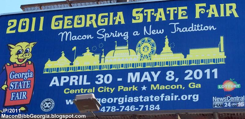 GEORGIA STATE FAIR MACON GEORGIA, Georgia State Fair Central City Park  title=
