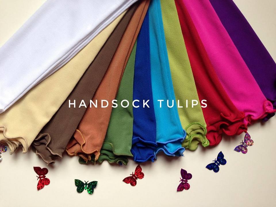 HANDSOCK TULIPS