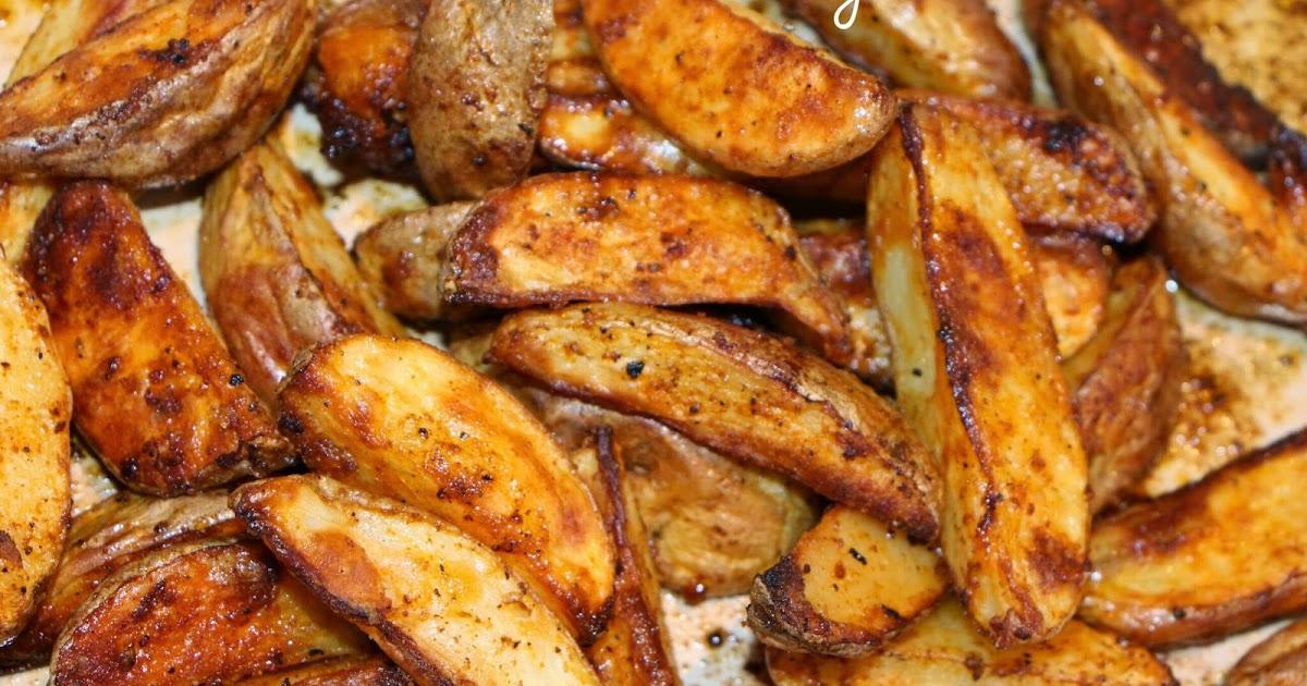 Sugar Pink Food: Slimming World Recipes:- Spicy Potato Wedges