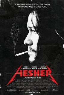 Hesher película online en español gratis