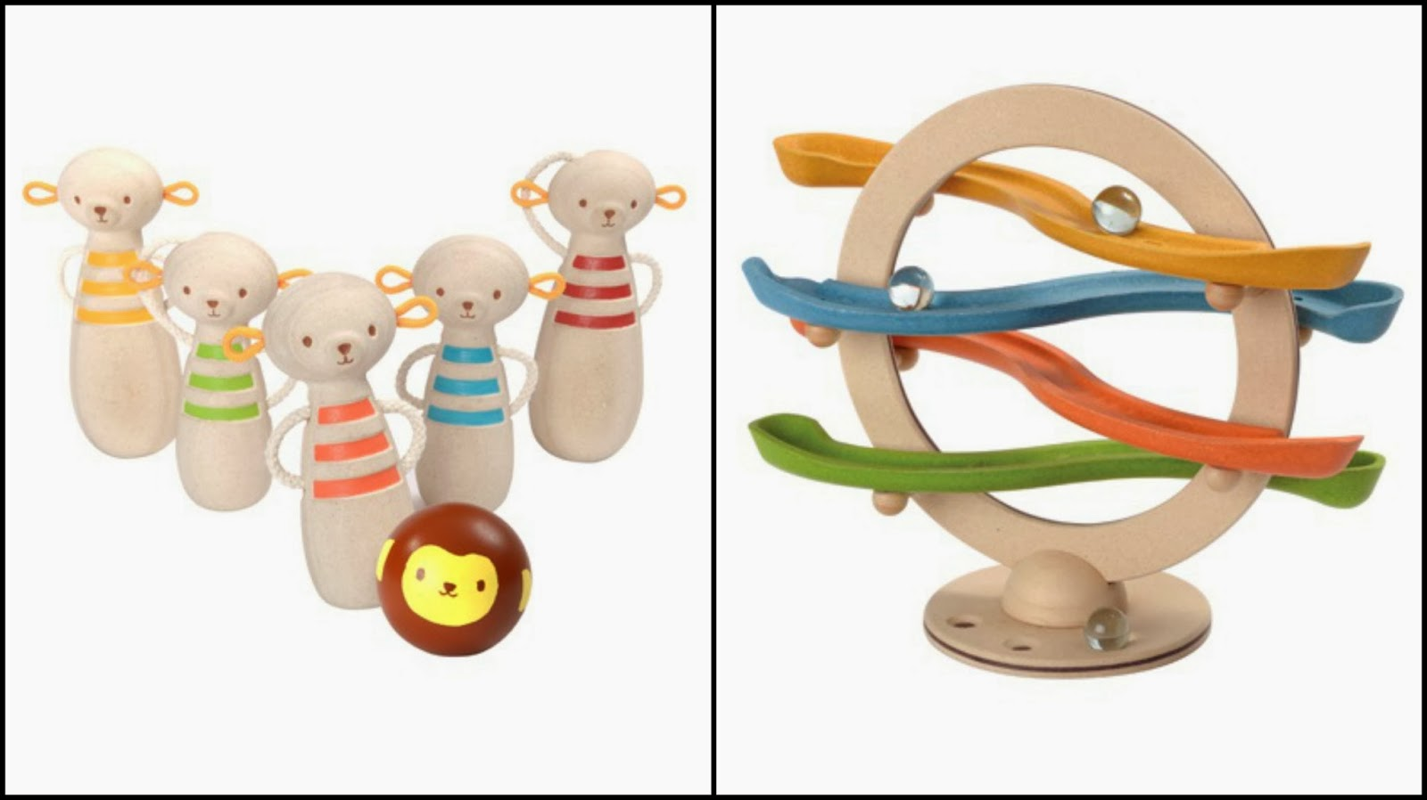 PlanToys wooden toys