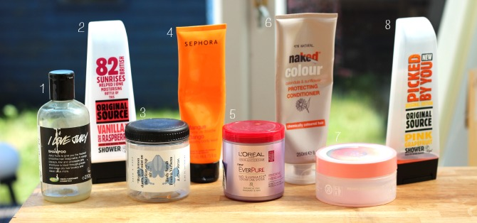 June 2014 empties