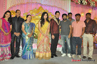 Celebraties at Actor Bharat n Jessy Wedding Reception Photos+%2528125%2529 Actor Bharath n Jessy Wedding Photos