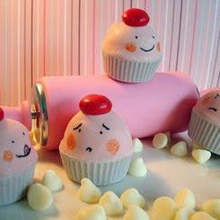 Cupcake Paling Keren dan Lucu