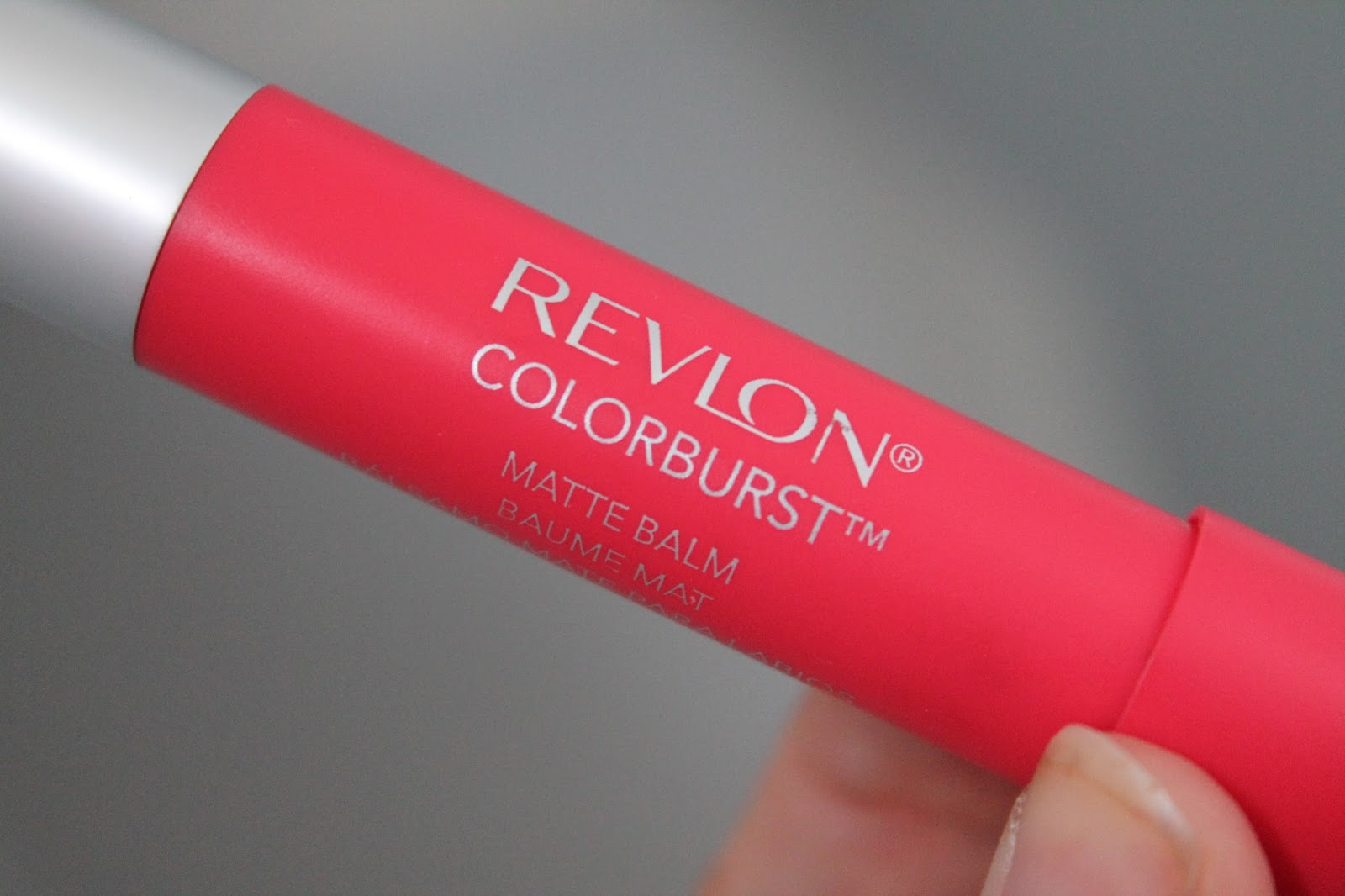 Revlon ColorBurst Crayon Matte Balm in Unapologetic