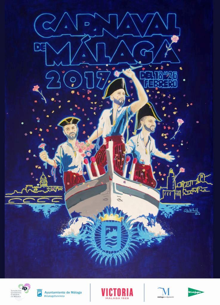 carnaval malaga 2017