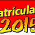 Matriculas das redes Municipal e Estadual de Amparo iniciaram hoje