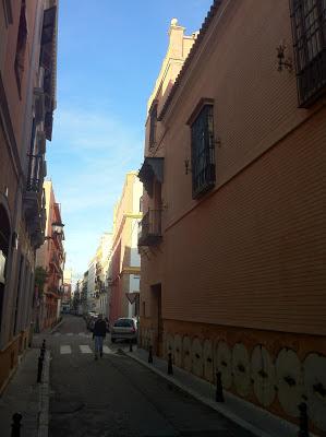 Calle Jesús de la Vera Cruz