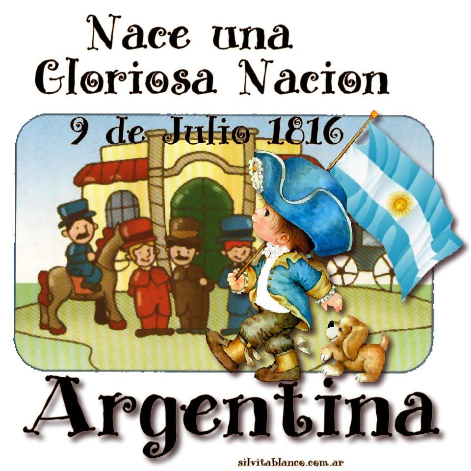 D a de la independencia argentina 9 de julio imagenes for Gimnasio 9 de julio