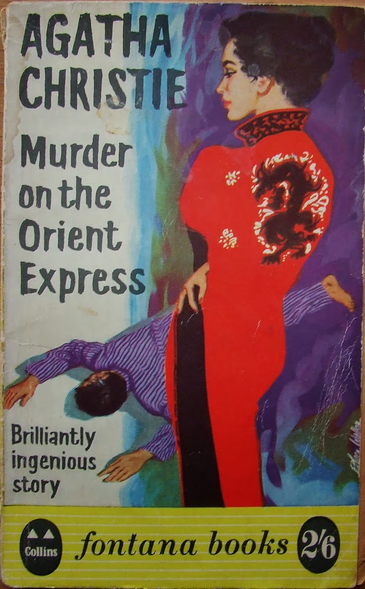 Agatha Christie Murder on the Orient Express Review   The ...