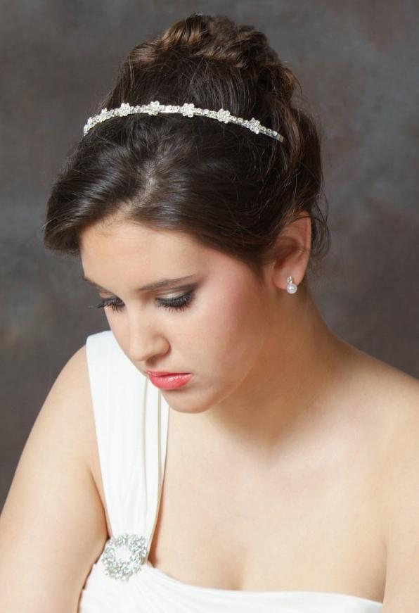 В греческом стиле прическа свадебная фото