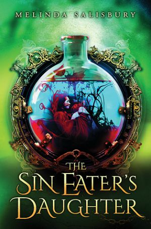 Review of The Sin Eaters Daughter by Melinda Salisbury: I read this book because THE COVER. Unfortunately, it was all downhill from there.