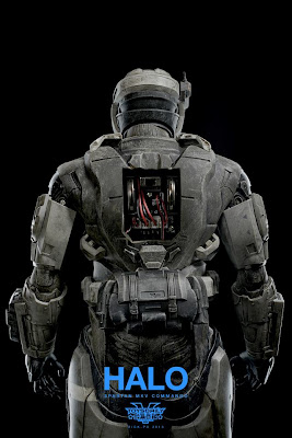3A 1/6 Scale HALO Spartan MkV Commando Figure