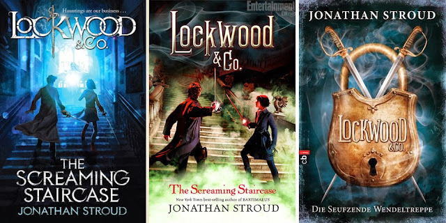 Lockwood & Company book cover art