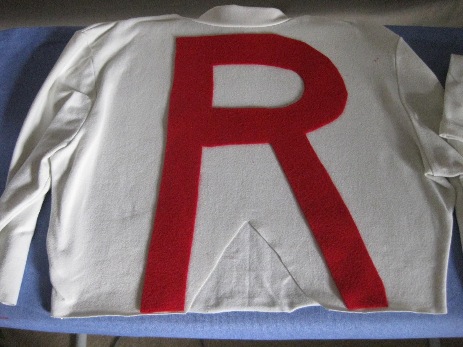 jessie team rocket costume
