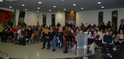Presentación La Industrialización de Binéfar, por Silvia Isabal 28-11-2015