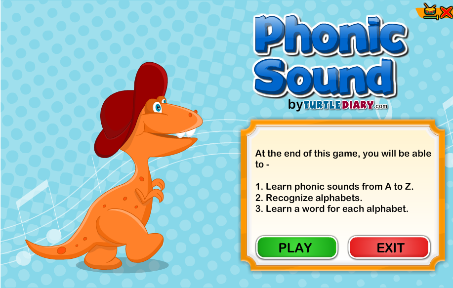 PHONICS SOUND