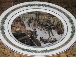 Miss Rice's Platter