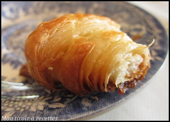 Mon tiroir recettes blog de cuisine croissants au beurre - Recette croissant au beurre ...