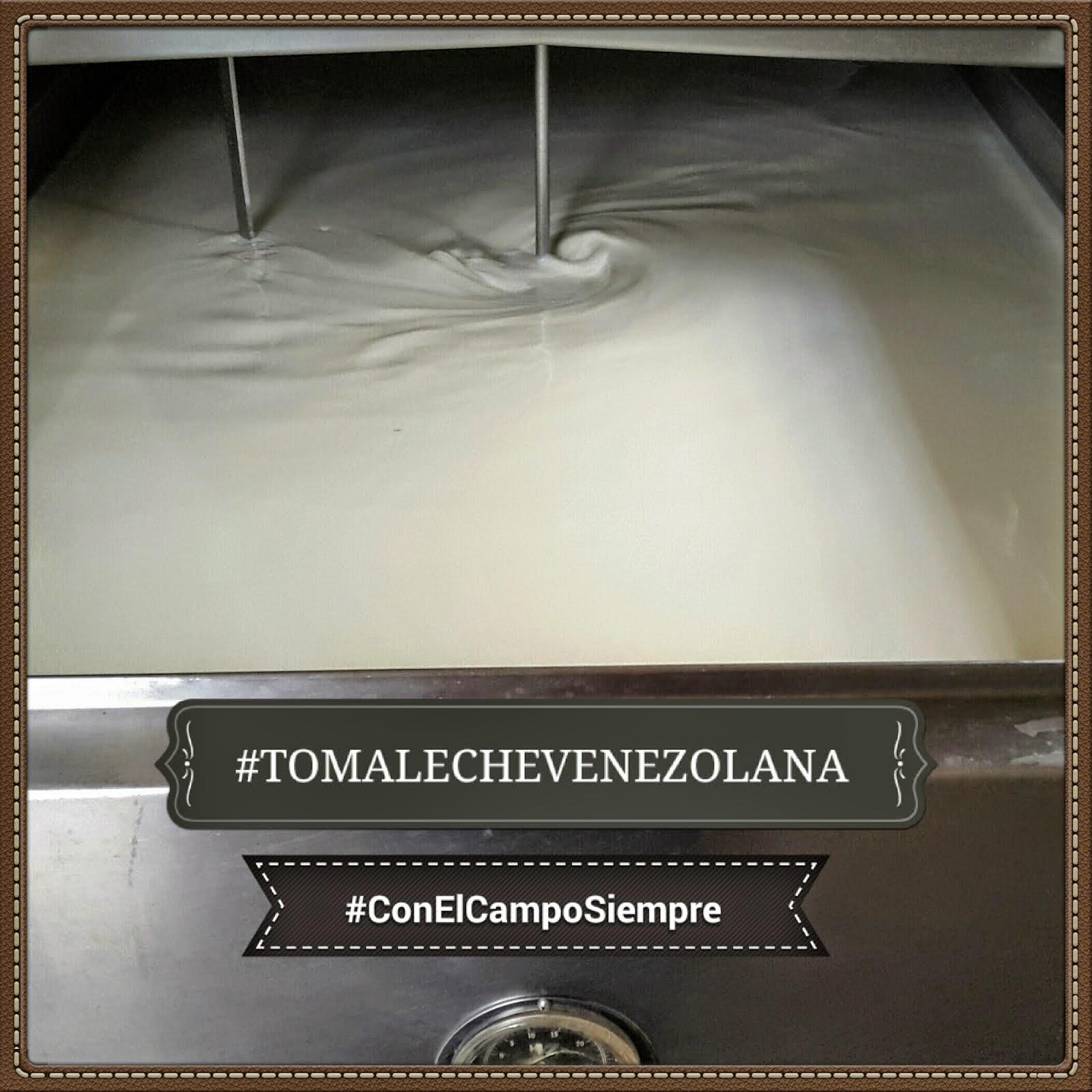 #TOMALECHEVENEZOLANA