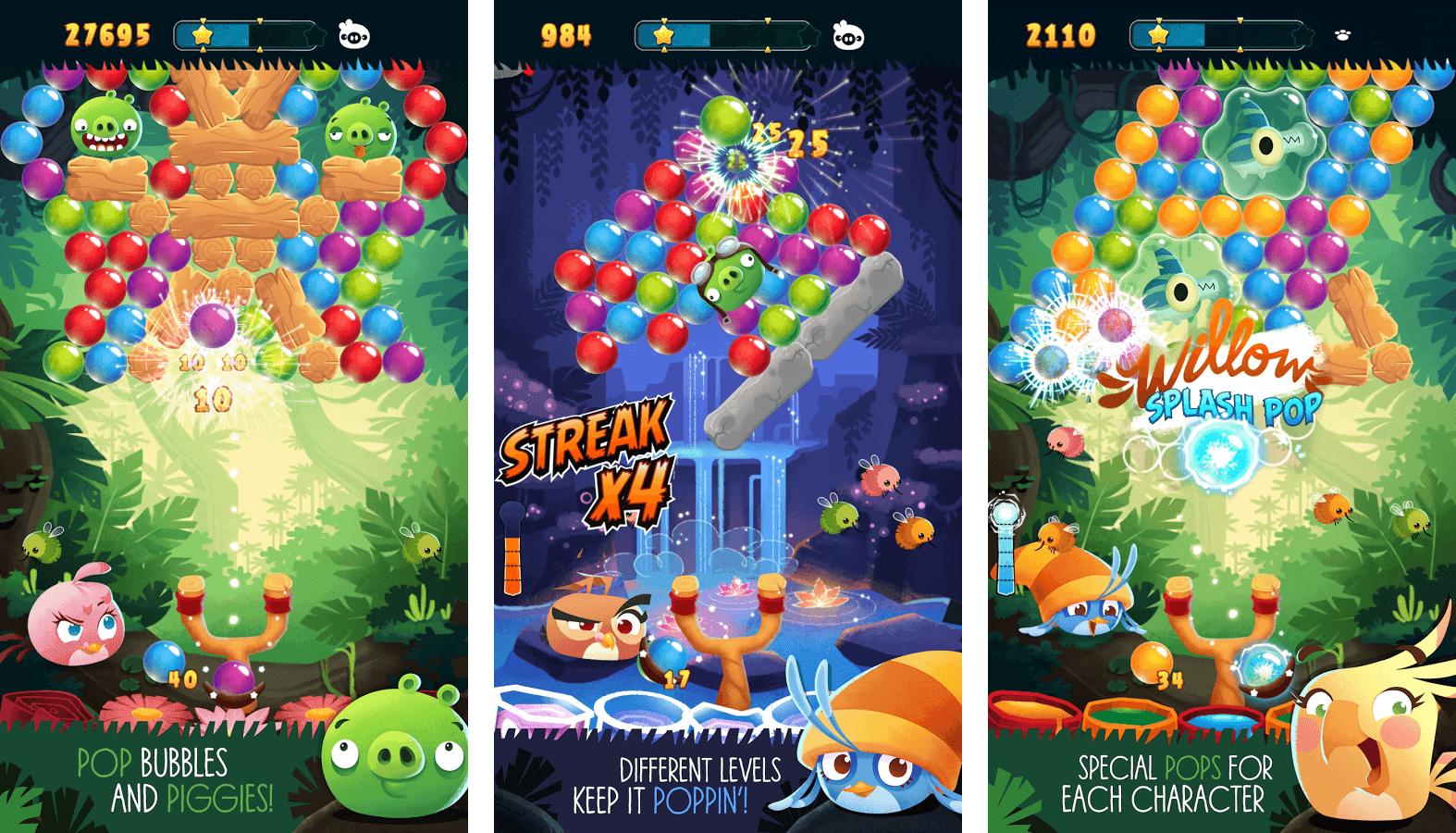 Angry Birds Stella POP! Mod Apk