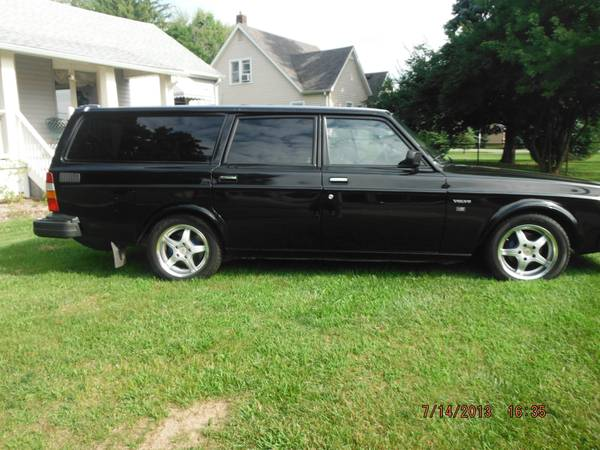 Volvo wagon for sale craigslist