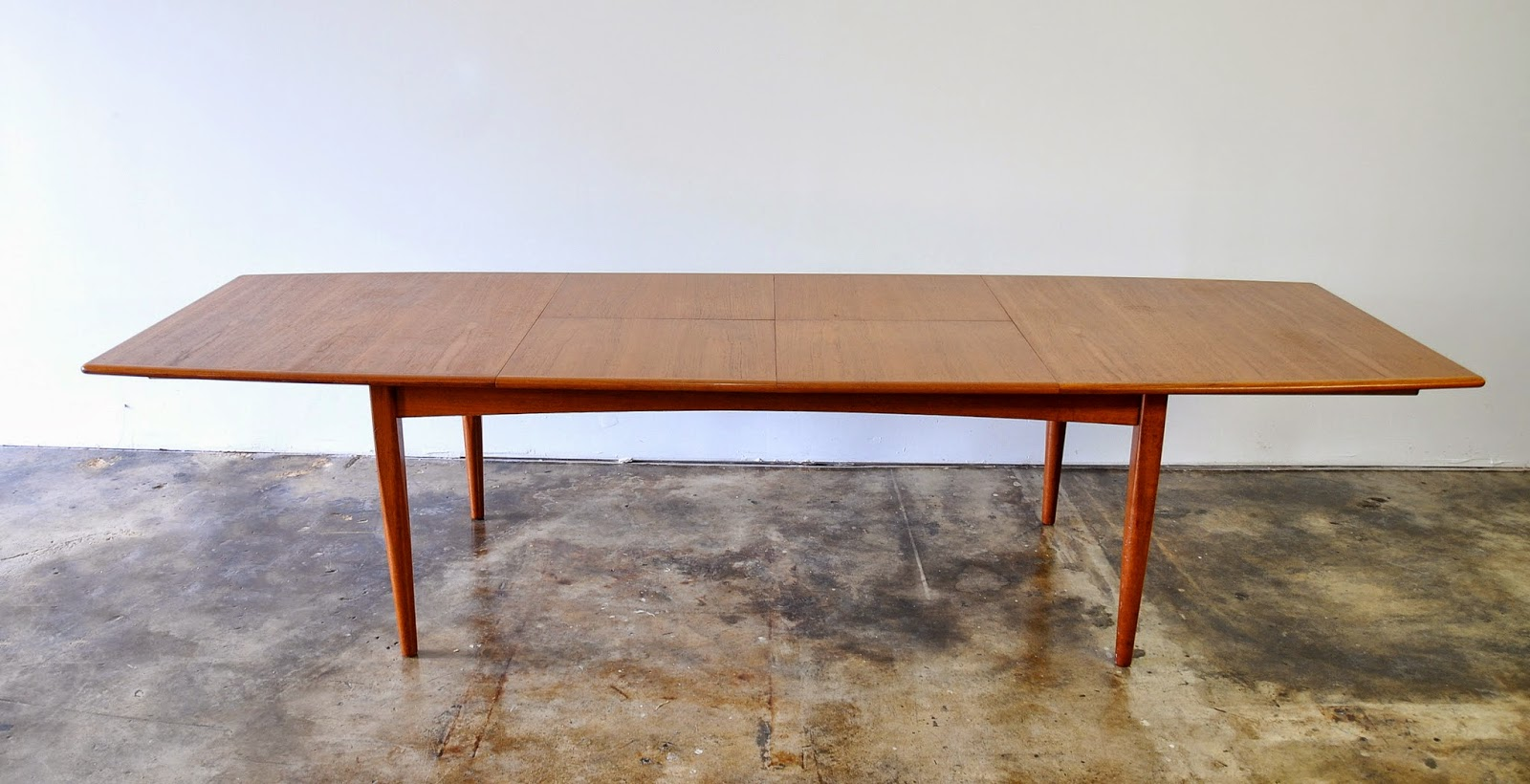 SELECT MODERN Falster Teak Expandable Dining Table : DanishModernFalsterTeakDiningTable2 from midcenturymoderndesignfinds.blogspot.com size 1600 x 820 jpeg 218kB