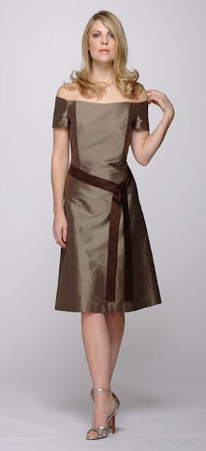 Off-the-shoulder+dress