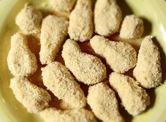 Ricetta delle coxinhas brasiliane, deliziose crocchette di pollo