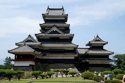 Matsumoto Castle Yokohama