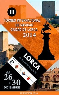 III Torneo Internacional de Navidad Ciudad de Lorca 2.014