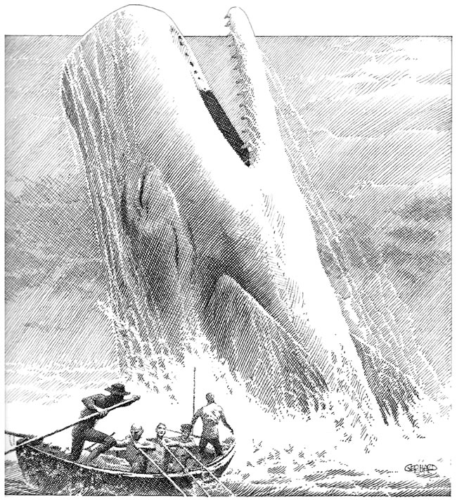moby dick public domain