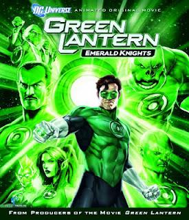 Chiến Binh Xanh: Hiệp Sĩ Ngọc Lục - Green Lantern: Emerald Knights