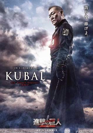 snk live action kubal