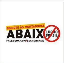 Abaixo ao Lucro Brasil