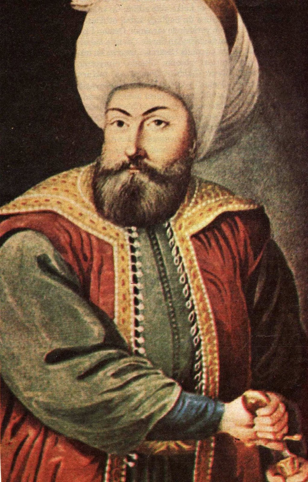 Ottoman Empire Sultan Chroniques de Gen&#231...