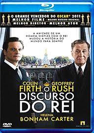 Filme Poster O Discurso do Rei BDRip XviD Dual Audio & RMVB Dublado