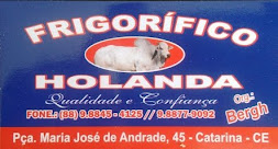FRIGORÍFICO HOLANDA