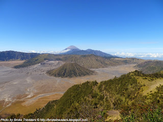 Viewpoint of Mount Bromo