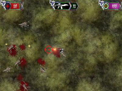 تحميل لعبة الاكشن واطلاق النار Aliens on Earth