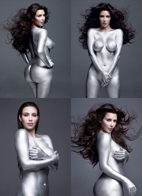 Ultimas Fotos De Kim Kardashian Desnuda