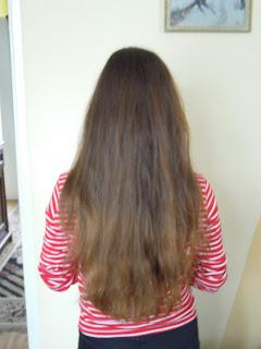 Aktualizacja włosów - czerwiec