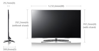 Samsung LED TV 8000 Review